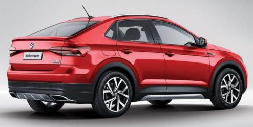 Volkswagen Nivus 2021 en Argentina