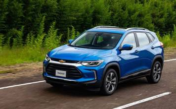 Nueva Chevrolet Tracker 2021 seria fabricada en Argentina!