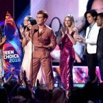 Os preferidos do cinema e TV do Teen Choice Awards 2018