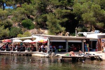 Restaurante El Bigotes - Cala Mastella (Ibiza)
