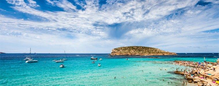 Cala Conta Ibiza - La mejor cala de la isla
