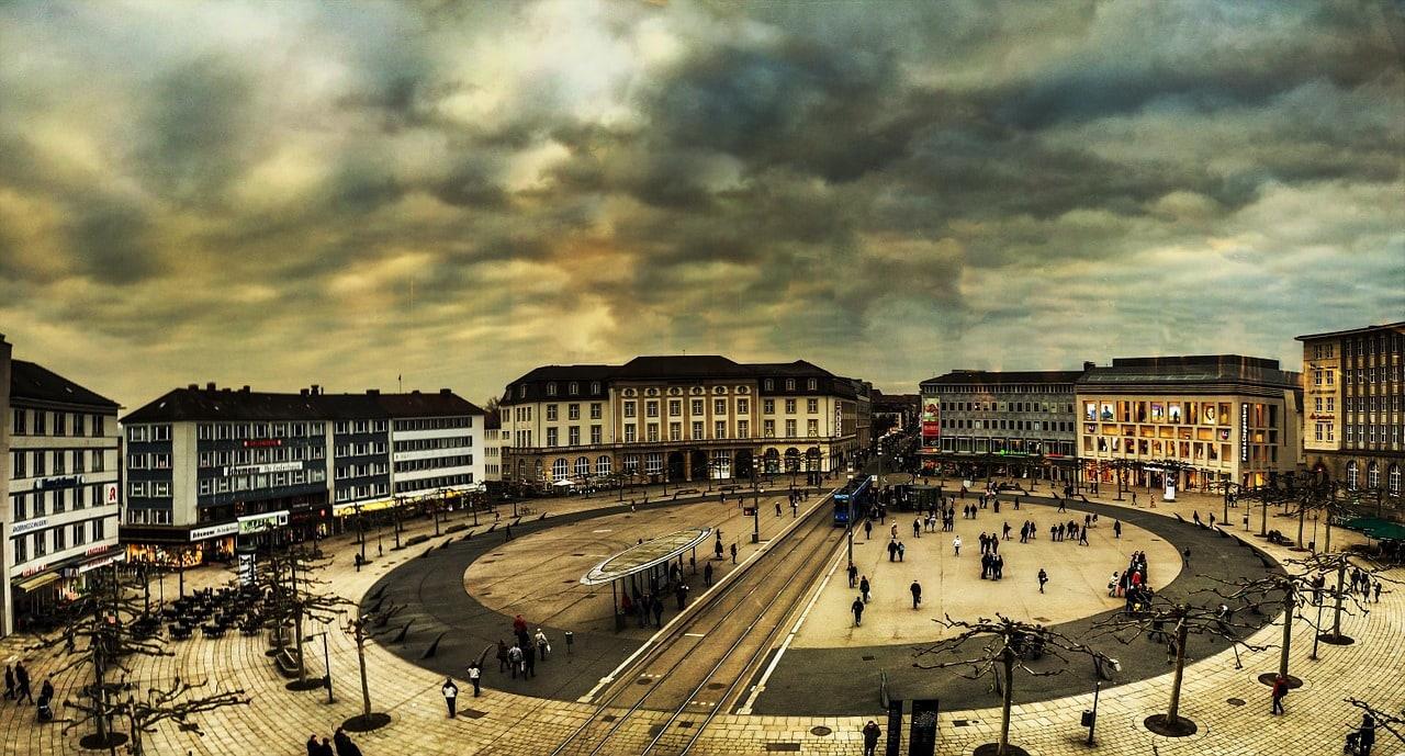 Plazas del mundo