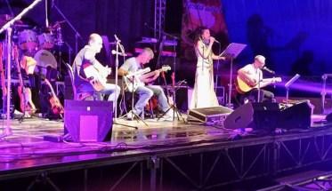 Klintòn Family Country Swingers in concerto