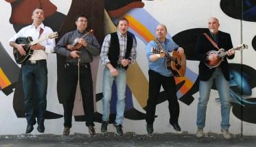 Il gruppo del Mideando String Quintet