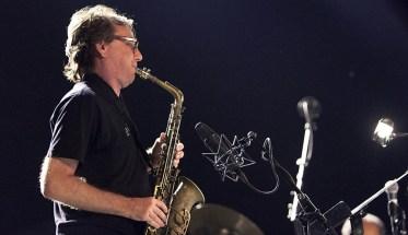 John Zorn sax