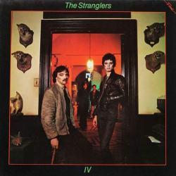i The Stranglers nella copertina del disco Rattus Norvegicus