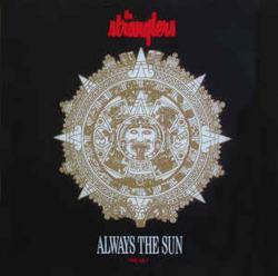 Copertina del vinile dei The Stranglers, Always the Sun