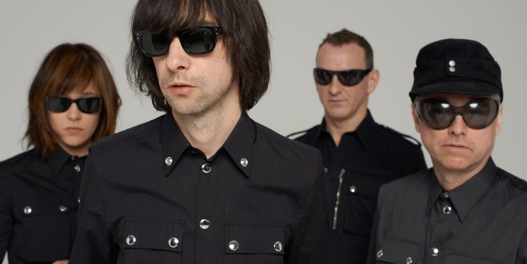 Primal Scream band
