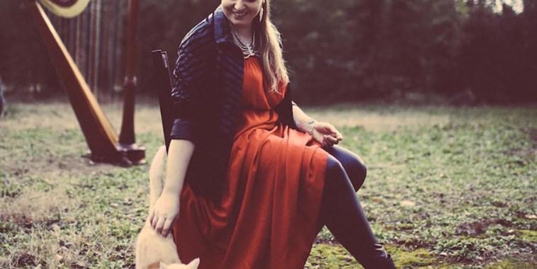 Cecilia, arpista