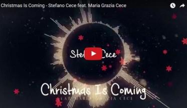 Stefano Cece e Maria Grazia Cece, Christmas Is Coming - Video