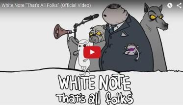 White Note, That's all folk - video di Ehsan Mehrbakhsh