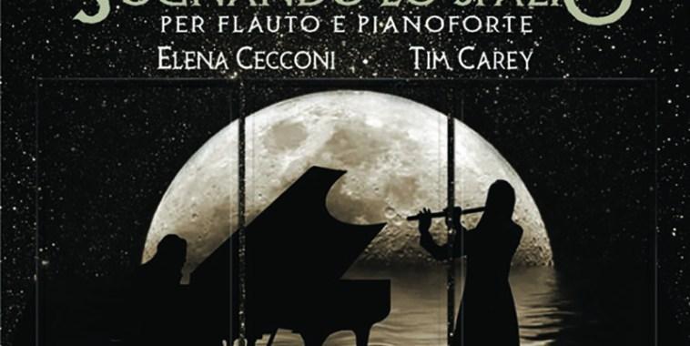 Elena Cecconi e Tim Carey, Sognando lo Spazio