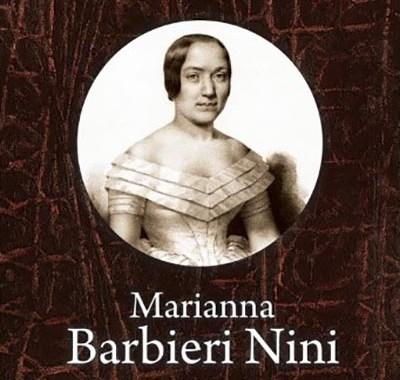 MARIANNA BARBIERI NINI cantante libro Eduardo Rescigno