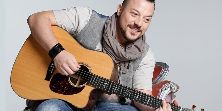 Angelo Maugeri, christian music - Intervista