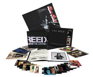 Lou Reed The RCA e ARISTA album collection dischi