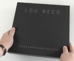 Lou Reed The RCA e ARISTA album collection Cofanetto dischi
