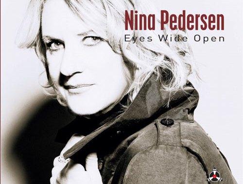 Eyes Wide Open Nina Pedersen copertina disco