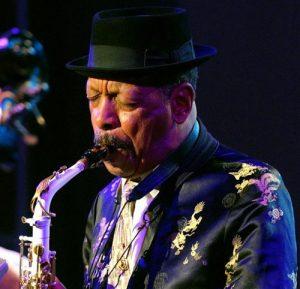 Ornette Coleman jazzista sax