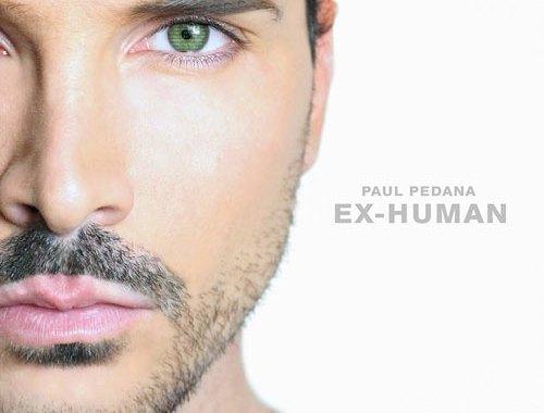 Paul Pedana copertina disco Ex Human