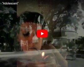 GIANNUTRI Adolescent copertina Video