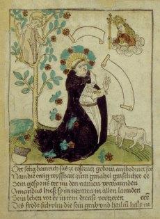 Heinrich Sueso - Enrico Suso monaco