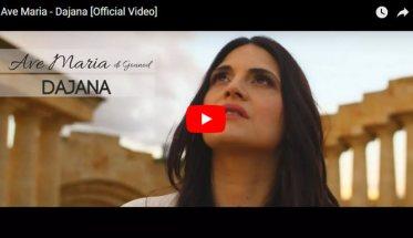 Dajana Ave Maria di Gounod - Video