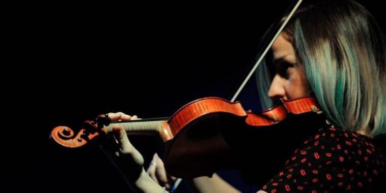 Chiara Giacobbe violino