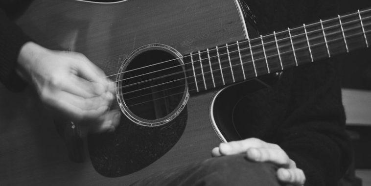 Krishna Biswas chitarra acustica