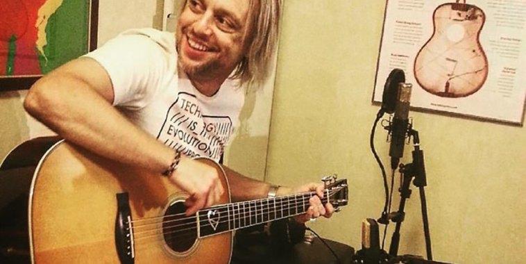 Manuel Auteri chitarra