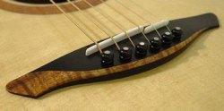 chitarra acustica ponte