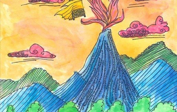 Saffir Garland La calma dei malvagi copertina disco