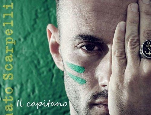 Amato Scarpellino IL CAPITANO copertina disco