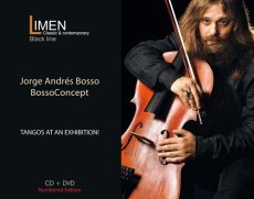 BossoConcept Tangos at an Exhibition copertina disco