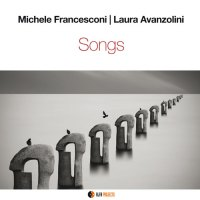 Michele Francesconi, Laura Avanzolini - copertina Songs