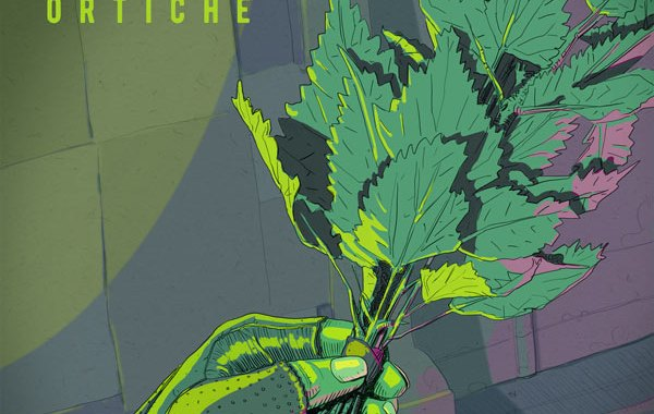 Kerouac Ortiche copertina disco