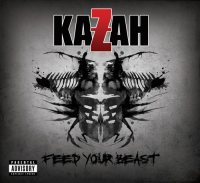 KAZAH Feed Your Beast copertina disco