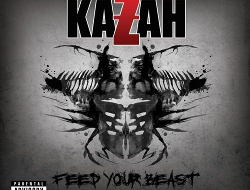 KAZAH Feed Your Beast copertina disco