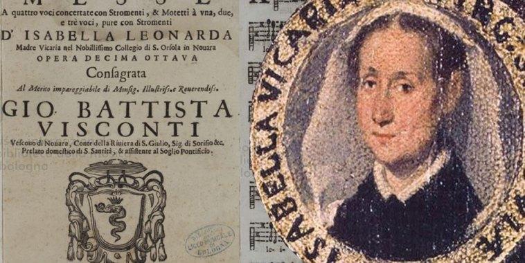 Isabella Leonarda compositrice