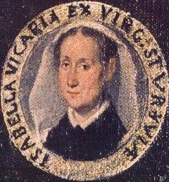 Isabella Leonarda ritratto