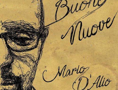 Mario D'Alio - Buone Nuove EP copertina