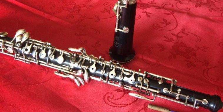 oboe strumento musicale