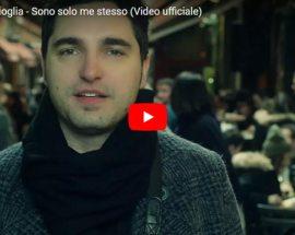 Andrea Viglioglia - Sono solo me stesso - copertina Video