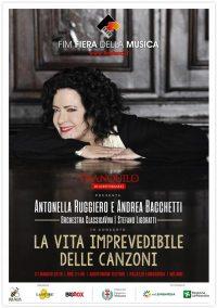 Antonella Ruggiero al Fim locandina