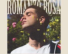 Pretty Solero - Romanzo rosa - copertina disco