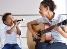 Educazione musicale in età infantile