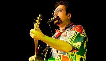 Aldo Granese, cantautore con chitarra