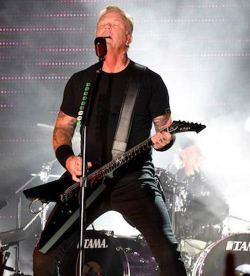 Metallica Concerto Italia