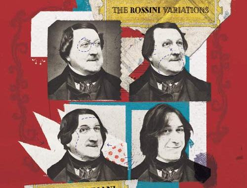 Mario Mariani - The Rossini Variations - disco