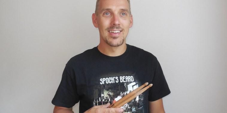 Matteo Armellini batterista