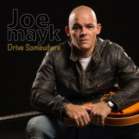 Joemayk - Drive Somewhere - copertina disco